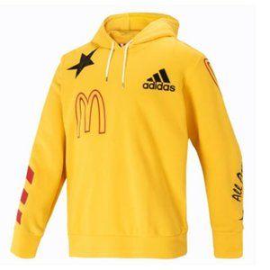 Adidas M McDonalds Comfy BASKETBALL Shooter Hoodie